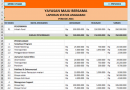 Menyusun Laporan Status Anggaran (LSA) pada Aplikasi AKSES NGO
