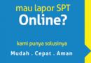 Lapor SPT Online, melalui e-Filling dan e-Billing