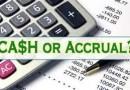 Sistem informasi akuntansi berbasis Kas Vs Basis akrual